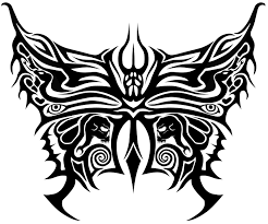 tribal butterfly design 2014 tattoos tattoos