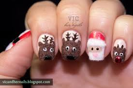 festive nail art ideas for the holiday season stylewe blog