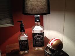 twenty dollar whiskey bottle lamp msdebbie2u