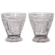 Waterford Vases On Sale Pair Of Waterford Cut Crystal Vases Signed