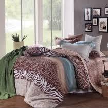 Cheetah Print Comforter Queen Search U003e Pig Print Sheets Bedding Sets Enjoybedding Com