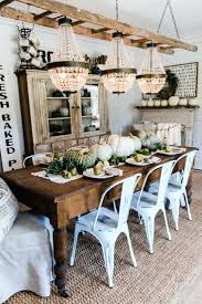 french country rustic scroll farmhouse dining table country