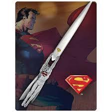 superman letter opener craziest gadgets