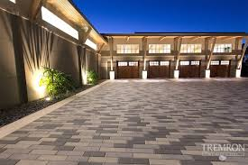 Interlocking Patio Pavers Lowes Stone Texture Exterior Design Terrific Tremron Pavers For Your