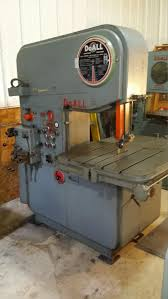fs doall mp 20 hydraulic bandsaw friction saw