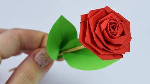 paper roses how to make paper diy