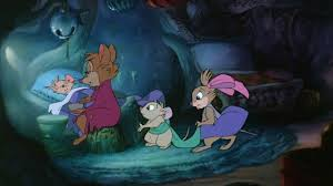 the secret of nimh even the smallest mouse can change the world