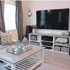 How To Decorate A Long Wall In Living Room Top 25 Best Wall Mounted Tv Ideas On Pinterest Mounted Tv Decor