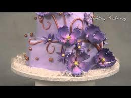 purple wedding cake wedding cake luv