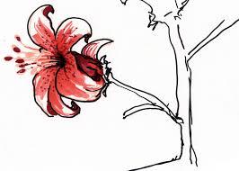 flower sketch 05 by inaimathi on deviantart
