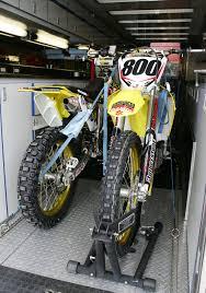 joe gibbs racing motocross josh hansen vital mx pit bits anaheim 1 2008 motocross