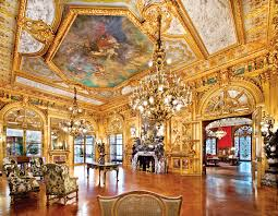 Marble House Interior The Newport Mansions A Gilded Metropolis Ink Publications