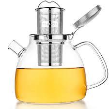 Rhode Island Travel Kettle images Tealyra 37 ounce lyra teapot stove top safe jpg