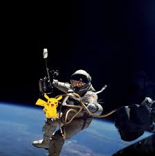 nasa space pictures can you play pokémon go in space nasa says no you cannot the verge