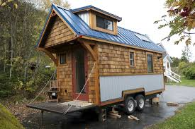 tiny house town the acorn house by nelson tiny houses