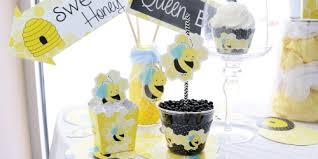 bee baby shower honey bee baby shower decorations theme babyshowerstuff