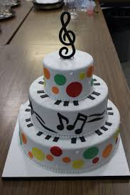 musical cake no havent made this type of cake but have made one