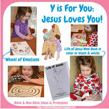 bible fun for kids life of jesus list of lessons u0026 links