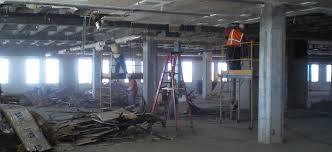 Interior Demolition Contractors Kroeker Inc Demolition And Recycling Experts