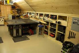 woodshop workshop floor garage building plans online 58603