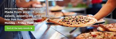 Pizza Buffet Near My Location by Peter Piper Pizza Carryout Dine In Online Ordering