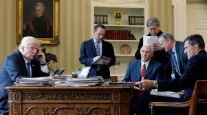 Trump In The Oval Office Bannon Fired Donald Trump U0027s Rapidly Disappearing Team In One