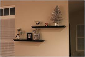 nerdy home decor floating shelves placement ideas full image for shelf lighting