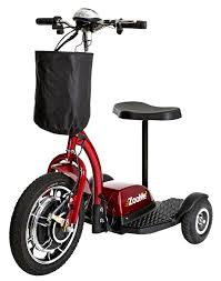 zoome 3 wheel recreational scooter drive medical