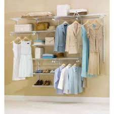 Tips Rubbermaid Closet Kit Lowes Rubbermaid Closet Storage U0026 Organization Storage