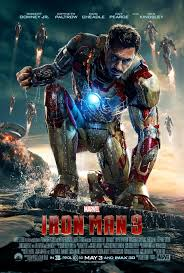 all new marvel u0027s iron man 3 posters featuring main characters