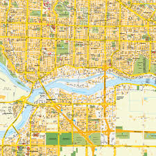 Map Of International Airports Map Vancouver British Columbia Canada Maps And Directions At