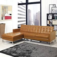 Leather Slipcover Sofa Tan Microfiber Sectional Sofa Leather Slipcover 17330 Gallery