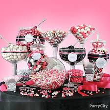 graduation party candy bars sweet 16 candy table candy buffets