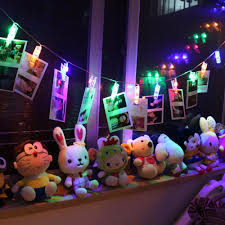 where to buy cheap christmas lights icoco 2017 20 led card photo clip string lights battery christmas