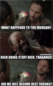 Stuff And Things Meme - 42 more hilarious walking dead memes from season 3 dead memes