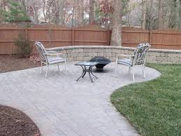 Cost Of A Paver Patio Patio Menu On Home Depot Patio Furniture With Best Paver Patio
