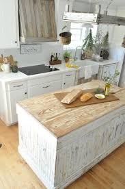 Different Kitchen Designs by Best 20 Rustic White Kitchens Ideas On Pinterest Rustic Chic