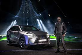 lexus nx sport video lexus nx and will i am played with lasers and sounds here u0027s the