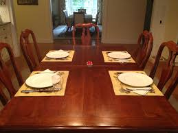 table dinner dinner table set homes alternative 48143
