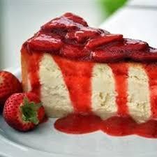 Cheesecake Decoration Fruit Supreme Strawberry Topping Recipe Allrecipes Com