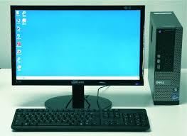 Dell Desk Computers Pc Rentals Inc Desktop Computers