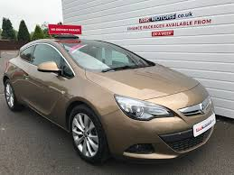 opel astra gtc 2015 used vauxhall astra gtc cars for sale motors co uk