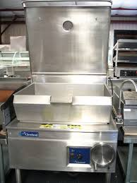 Cleveland Kitchen Equipment by Used Cleveland Tilt Skillet 30gal New And Used Restaurant