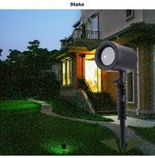 aimbinet outdoor laser projector sky star spotlight showers