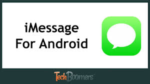 imessage for android imessage for android
