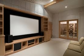Finished Basement Prices by Cost To Add A Home Theater Room Estimates And Prices At Fixr