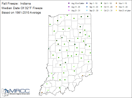 design freeze meaning frost and freeze information for central indiana