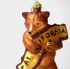 i you california ornament