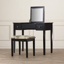 kistner vanity set with mirror u0026 reviews birch lane