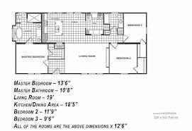 5 Bedroom Mobile Home Floor Plans Tru Manufactured Homes Floor Plans Homes Zone